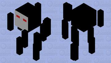Blaze Of Death Minecraft Mob Skin