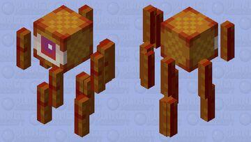 Blazeyeee Minecraft Mob Skin