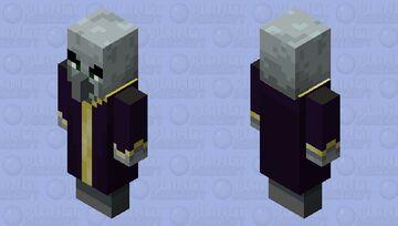 Minecraft dungeons Evoker Minecraft Mob Skin