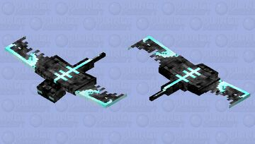 infernum animarum - the wraith of the soulsand valley; Minecraft Mob Skin