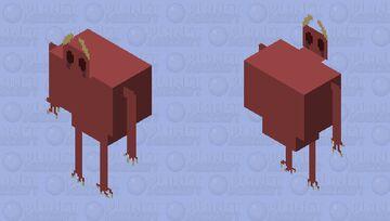 Specimen 11 Minecraft Mob Skin
