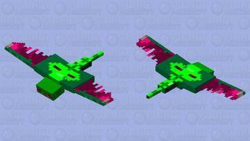 Quetzacoatl Minecraft Mob Skin