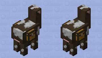 Totally a Cow. Minecraft Mob Skin