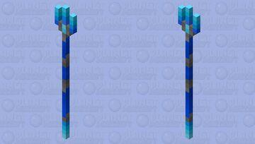 Aqua@2's Trident Minecraft Mob Skin