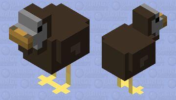 Chicken to Dodo Minecraft Mob Skin