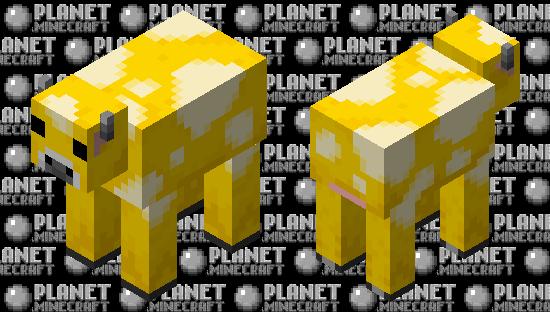 moobloom Minecraft Skin