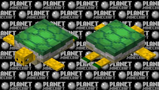 Koopa Troopa Minecraft Skin