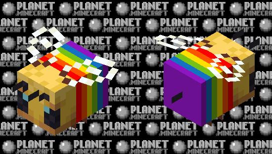 L.G.BEE.T. Minecraft Skin