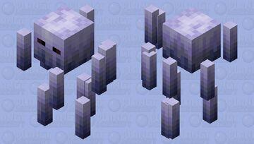 The Frostbitten Blaze Minecraft Mob Skin