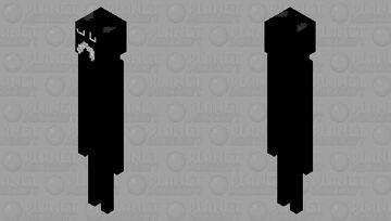 CARTOON MOUSE KILLER Minecraft Mob Skin