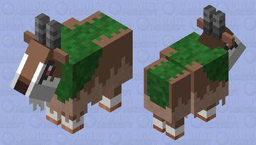 Gogoat Minecraft Mob Skin