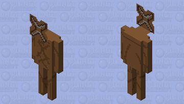 Dermogon Minecraft Mob Skin