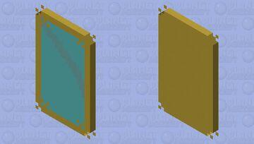 SCP-093 (Mirror) Minecraft Mob Skin