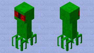 Stalker (Pixel Gun 3D) Minecraft Mob Skin