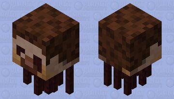 Steves Nether Nightmare Minecraft Mob Skin