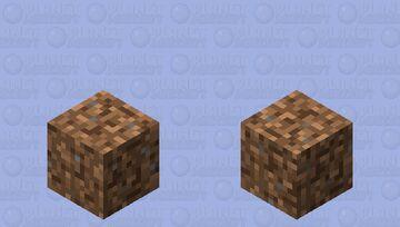 dirt boi Minecraft Mob Skin