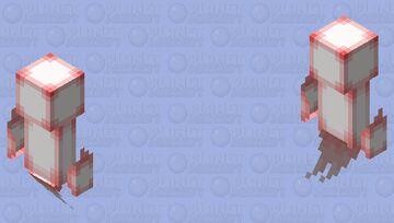 soul / vex / charging Minecraft Mob Skin