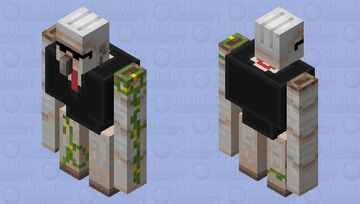 security golem Minecraft Mob Skin