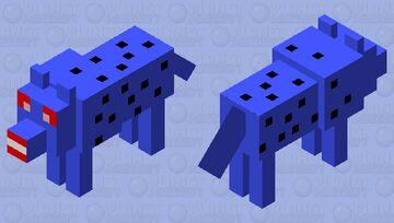 A Winning Smile (Trevor Henderson) Minecraft Mob Skin