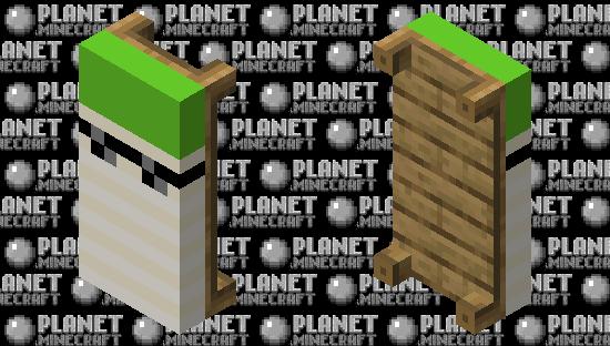My skin bed Minecraft Skin