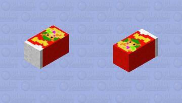Breakfast Collection | Fox Minecraft Mob Skin