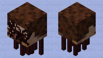 Steves Nether Nightmare (Shooting Version) Minecraft Mob Skin