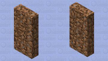 sleep on dirt! Minecraft Mob Skin