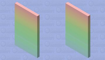 Rainbow Pastel aspirin60, this is for you. Minecraft Mob Skin