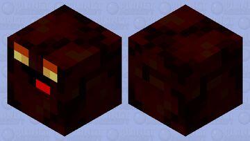 Magma Derp Minecraft Mob Skin
