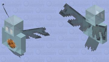 Allay with Cookie Minecraft Mob Skin