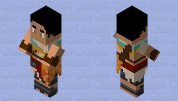 Bayek Villager (Assassin's Creed Origins) Minecraft Mob Skin