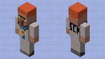 Dr. Bright Minecraft Mob Skin