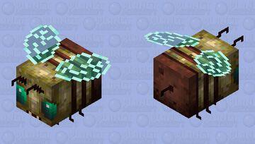 Zombee Minecraft Mob Skin
