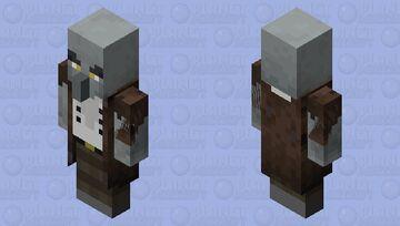 Soul Stealer Minecraft Mob Skin