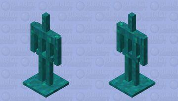 Warped Stand Minecraft Mob Skin