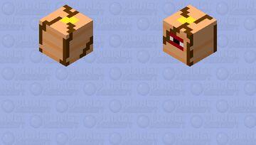 Breakfast Collection | Creeper Minecraft Mob Skin