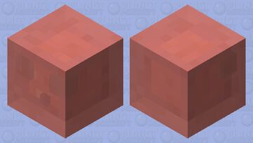 Lava Slime Minecraft Mob Skin
