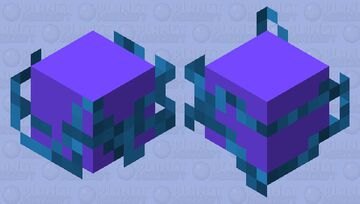 magic bouncy ball Minecraft Mob Skin