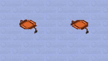 S A D D L E Minecraft Mob Skin