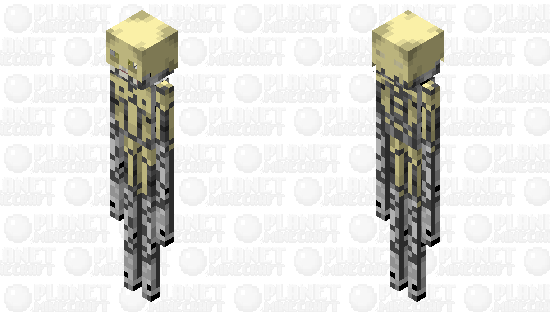 J.O.E  Jacked Operated Emulator Minecraft Skin