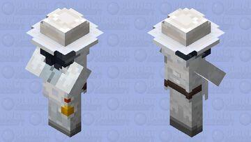Beekeeper non-villager version! Minecraft Mob Skin