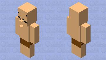 Caveguy Minecraft Mob Skin