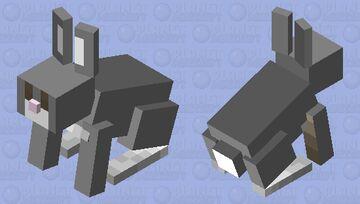 Bucks bunny (is my favourite cartoon) Minecraft Mob Skin