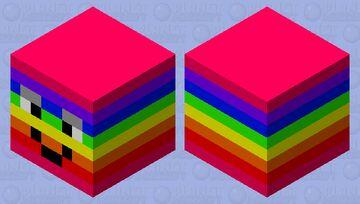 Rainybow Minecraft Mob Skin