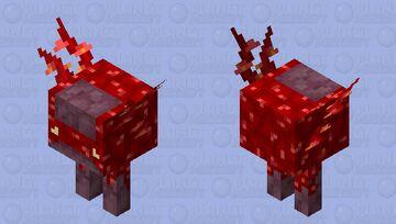 Crimson Strider (Cold / Sad / No Light) Minecraft Mob Skin