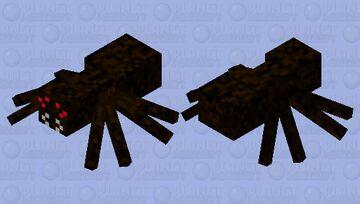 Nephila Jurassica Minecraft Mob Skin
