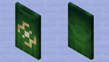My Cape (Hoodie) Minecraft Mob Skin