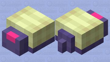 Endermite | Rework Minecraft Mob Skin