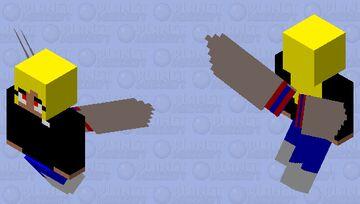 YASYAY_SANAAFIRE Vex (attacking) Minecraft Mob Skin