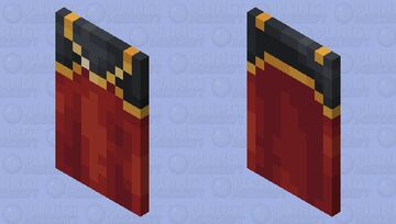 Beanie's Migration Cape Minecraft Mob Skin